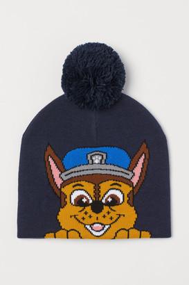 H&M Knit Hat - Blue