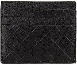 Bottega Veneta Cardholder in Black | FWRD