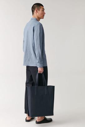 Cos Cotton Tote Bag
