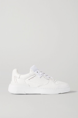 Givenchy Wing Leather Sneakers - White