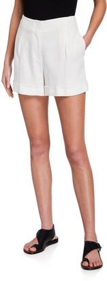 Rag & Bone Jess Linen Shorts