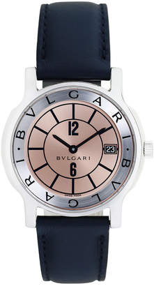Bvlgari Bulgari 2000S Men's Solotempo Watch