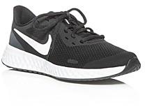 Nike Unisex Revolution 5 Low-Top Sneakers - Big Kid