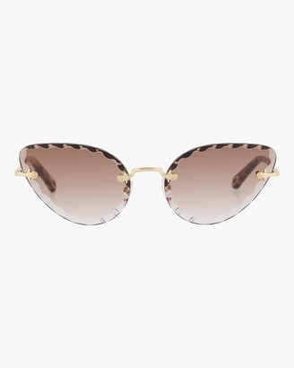 Chloé Rosie Cat-Eye Sunglasses