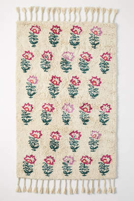 Anthropologie Hand-Tufted Andrea Rug