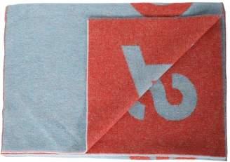 Acne Studios oversize logo scarf