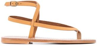 K. Jacques Thong Strap Sandals