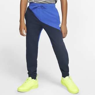Nike Little Kids' Cuffed Pants Sportswear