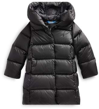 Ralph Lauren Quilted Down Long Coat