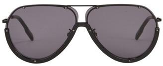 Kenzo metal pilot sunglasses
