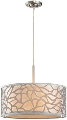 Artistic Home & Lighting 3-Light Autumn Breeze Pendant