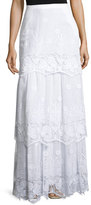miguelina-clarity-tiered-floral-lace-maxi-skirt-pure-white