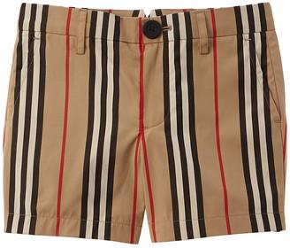 Burberry Icon Stripe Chino Short