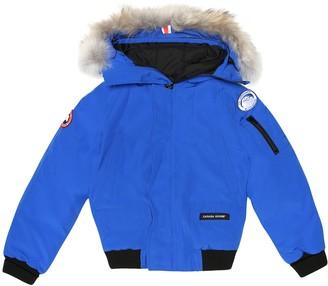 Canada Goose Kids PBI Chilliwack down bomber jacket