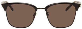 Saint Laurent Black SL 326/K Sunglasses