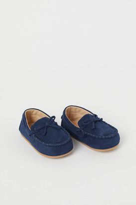 H&M Loafers - Blue