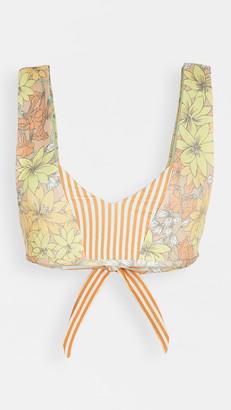 Seea Milos Reversible Bikini Top