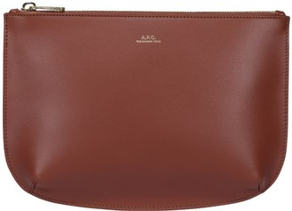 A.P.C. Sarah Clutch Bag