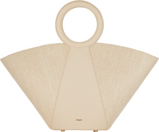 Cult Gaia Roksana Medium Beach Tote