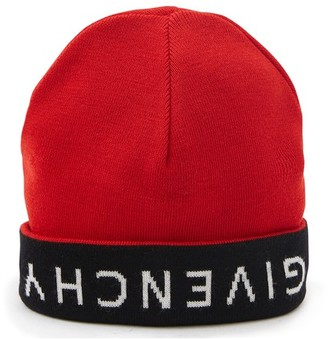 Givenchy Reversible beanie