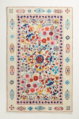 Anthropologie Badia Rug By in Assorted Size 5X8