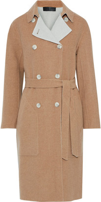 Rag & Bone Reversible Wool-blend Felt Coat