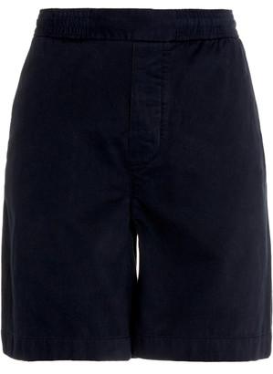 Acne Studios Cotton Logo Shorts