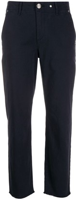 Rag & Bone Cropped Slim-Fit Trousers