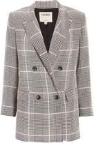 lagence-taryn-plaid-blazer