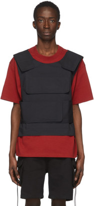 Sankuanz SSENSE Exclusive Red Harness T-Shirt