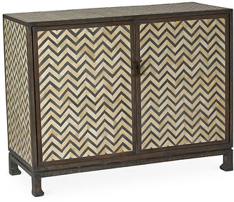 Brownstone Furniture Keeley Cabinet - Charcoal