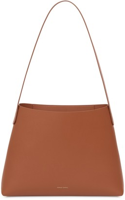 Mansur Gavriel Calf Small Hobo - Ginger