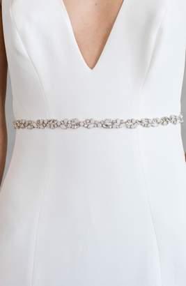 Brides & Hairpins Helia Crystal Sash