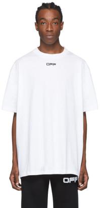 Off-White White Airport T-Shirt