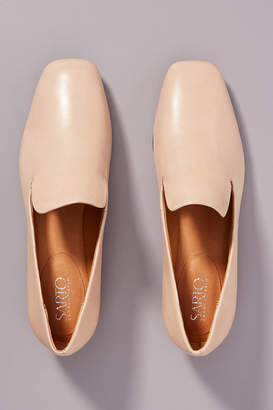 Franco Sarto Square-Toed Loafers