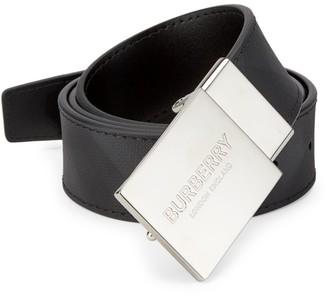 Burberry London Check Reversible Belt