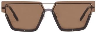 Kenzo square details sunglasses