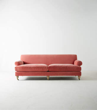 Anthropologie Willoughby Two-Cushion Sofa
