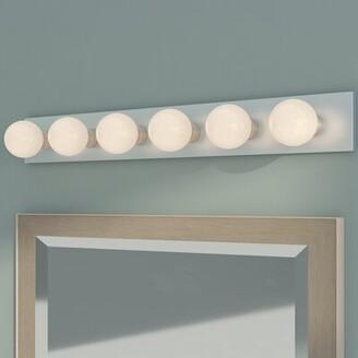 Chairez 6-Light Bath Bar Wrought Studio Finish: Brushed Nickel