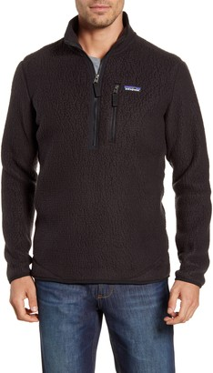 Patagonia Retro Pile Fleece Quarter Zip Jacket