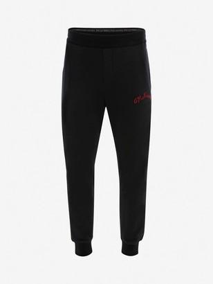Alexander McQueen McQueen Sweatpants
