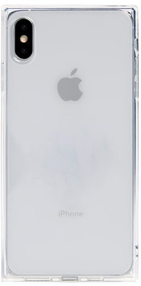 clear Recover Squared iPhone X/Xs, Xs Max & XR Case
