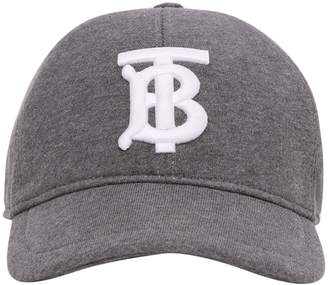 Burberry grey classic logo baseball cap