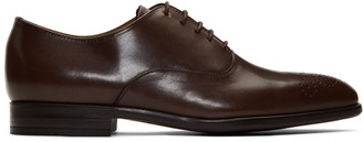 Paul Smith Brown Guy Brogues