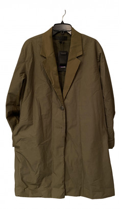 Rag & Bone Khaki Cotton Coats