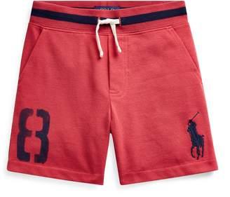 Ralph Lauren Big Pony Cotton Mesh Short