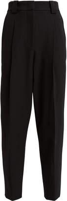 A.L.C. Collin High-Rise Pintuck Trousers