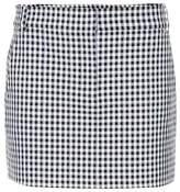 tibi-gingham-miniskirt