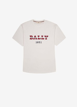 Bally Logo Crewneck T-Shirt