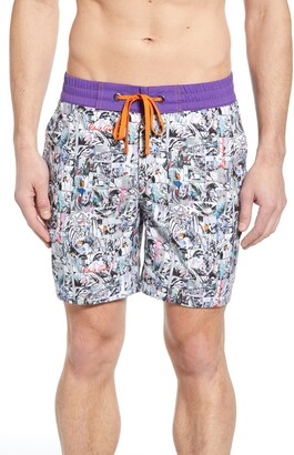 Robert Graham Carras Board Shorts